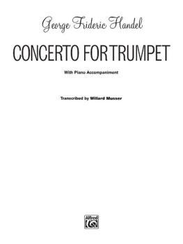Concerto for Trumpet (AL-00-FXS6062)