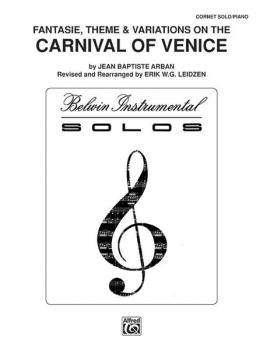 Carnival of Venice: Fantasie, Theme and Variations (AL-00-BWI00329)