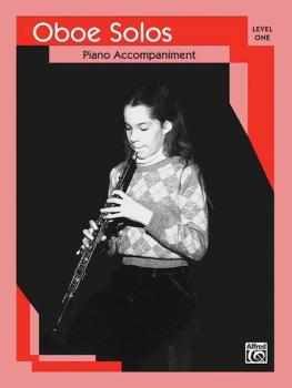 Oboe Solos (AL-00-EL03109)