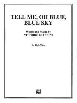 Tell Me Oh Blue, Blue Sky! (AL-00-FCS00707)