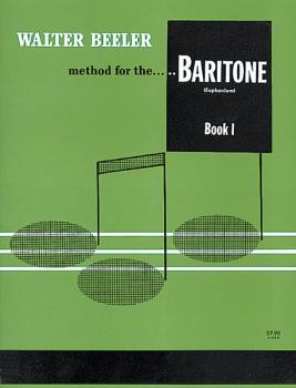 Walter Beeler Method for the Trombone, Book II (AL-00-WB0008)