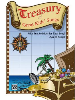 Treasury of Great Kids' Songs (AL-00-BMR07012)