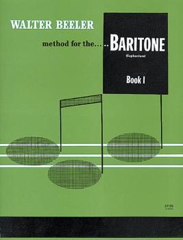 Walter Beeler Method for the Baritone (Euphonium) (AL-00-WB0001)