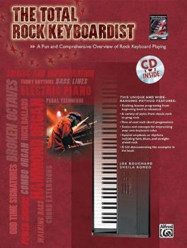 The Total Rock Keyboardist: A Fun and Comprehensive Overview of Rock K (AL-00-26066)