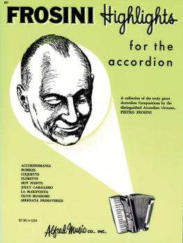 Palmer-Hughes Accordion Course Frosini Highlights: A collection of the (AL-00-267)