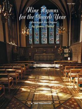 Nine Hymns for the Church Year (AL-00-GBM0310)