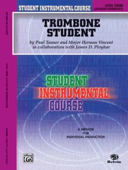 Student Instrumental Course: Trombone Student, Level III (AL-00-BIC00356A)