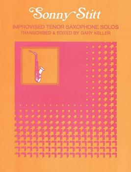Improvised Tenor Saxophone Solos: Sonny Stitt (AL-00-SB265)