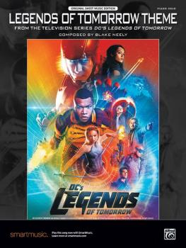 Legends of Tomorrow Theme (From the Television Series <i>DC's Legends  (AL-00-46143)
