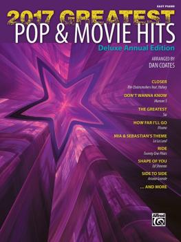 2017 Greatest Pop & Movie Hits: Deluxe Annual Edition (AL-00-46094)