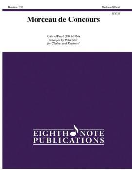 Morceau de Concours (AL-81-SC1726)