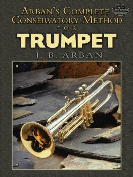 Arban's Complete Conservatory Method for Trumpet (AL-06-479552)