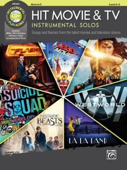 Hit Movie & TV Instrumental Solos: Songs and Themes from the Latest Mo (AL-00-46768)