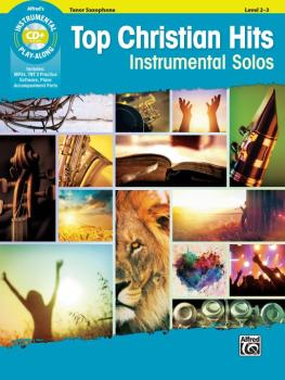 Top Christian Hits Instrumental Solos (AL-00-46792)