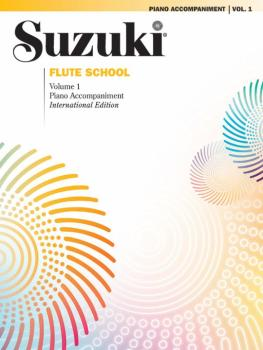 Suzuki Flute School International Edition Piano Acc., Volume 1: Intern (AL-00-0166SX)