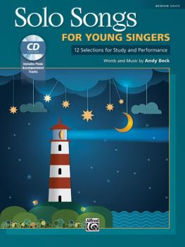 Solo Songs for Young Singers: 12 Selections for Study and Performance (AL-00-46839)