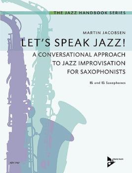 Let's Speak Jazz!: A Conversational Approach to Jazz Improvisation for (AL-01-ADV7157)
