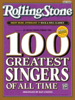 <i>Rolling Stone</i>® Sheet Music Anthology of Rock & Soul Classics: 2 (AL-00-34058)