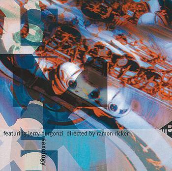 Saxology CD, Vol. 1 (Featuring Jerry Bergonzi) (AL-01-ADV9408)