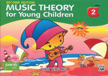 Music Theory for Young Children, Book 2 (Second Edition) (AL-99-9671250416)