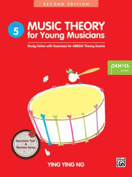 Music Theory for Young Musicians, Grade 5 (AL-99-9671000355)