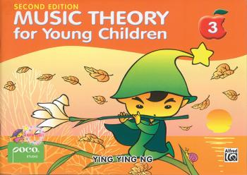 Music Theory for Young Children, Book 3 (Second Edition) (AL-99-9671250424)