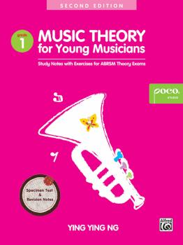 Music Theory for Young Musicians, Grade 1 (AL-99-9671000312)