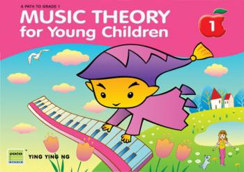 Music Theory for Young Children, Book 1 (Second Edition) (AL-99-9671250408)