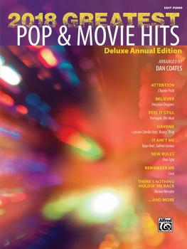 2018 Greatest Pop & Movie Hits: Deluxe Annual Edition (AL-00-47167)