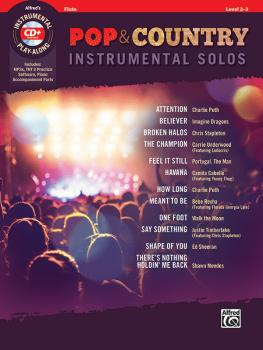 Pop & Country Instrumental Solos (AL-00-47327)