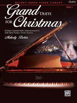 Grand Duets for Christmas, Book 1 (8 Early Elementary Arrangements for (AL-00-47297)