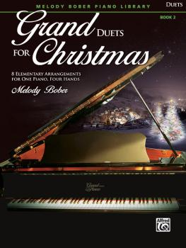 Grand Duets for Christmas, Book 2 (8 Elementary Arrangements for One P (AL-00-47298)