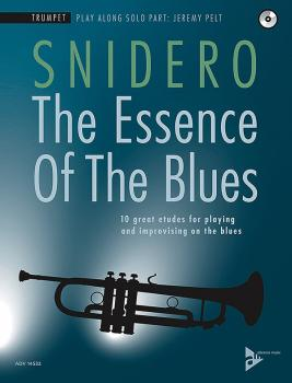The Essence of the Blues: Trumpet: 10 Great Etudes for Playing and Imp (AL-01-ADV14532)