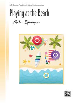 Playing at the Beach (AL-00-47368)
