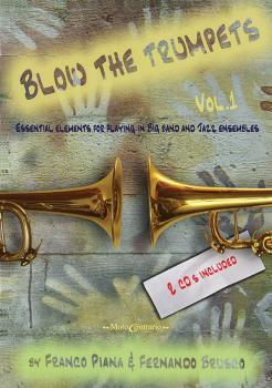 Blow the Trumpets, Vol. 1: Essential Elements for Playing in Big Band  (AL-99-MB697)