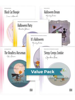 Halloween Sheet Solos (AL-00-107025)