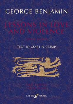Lessons in Love and Violence (Opera in Two Parts) (AL-12-0571540546)