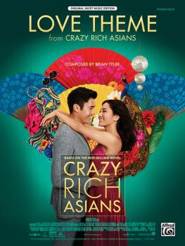 Love Theme from <i>Crazy Rich Asians</i> (AL-00-47766)