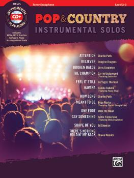Pop & Country Instrumental Solos (AL-00-47336)