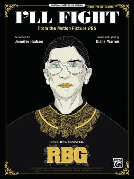 I'll Fight (From the Motion Picture <i>RBG</i>) (AL-00-47777)