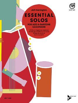 Essential Solos for Alto and Baritone Saxophone: 28 Solos on Popular J (AL-01-ADV14420)