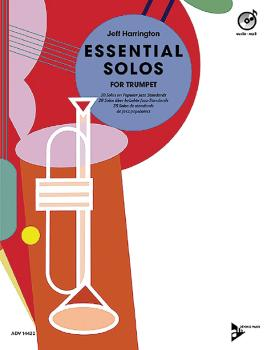 Essential Solos for Trumpet: 28 Solos on Popular Jazz Standards (AL-01-ADV14422)