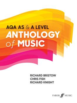 Anthology of Music (AQA AS & A Level) (AL-12-0571540708)