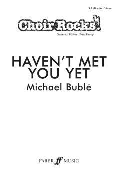 Haven't Met You Yet (AL-12-0571534902)