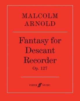Fantasy for Descant Recorder (AL-12-0571510493)