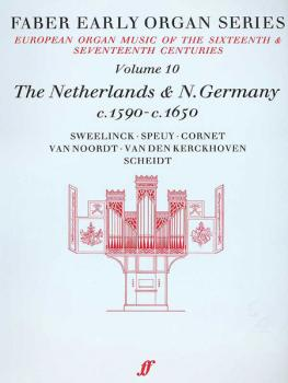 Faber Early Organ Series, Volume 10 (Germany 1590-1650) (AL-12-0571507808)