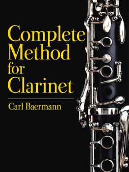 Complete Method for Clarinet (AL-06-827747)