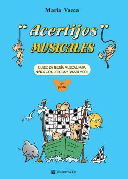 """""""Acertijos"""" Musicales (2a Parte) (AL-99-MB686)"""