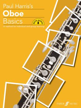 Oboe Basics: A Method for Individual and Group Learning (AL-12-0571540732)