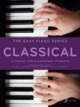 The Easy Piano Series: Classical: 16 Pieces for Elementary Pianists (AL-12-0571540759)